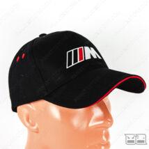 M power sapka fekete / piros