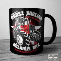 Bögre Belarus MTZ OROSZ VAKCINA   FEKETE