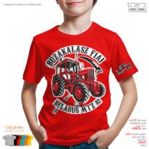 Belarus MTZ 82 gyerekpóló - Búzakalász Fiai