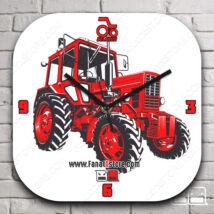 Traktoros falióra - Belarus MTZ 82