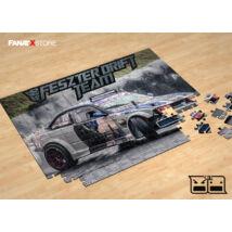 Puzzle - BMW  FESZTER DRIFT TEAM (192 db-os kirakó, 420x300mm)