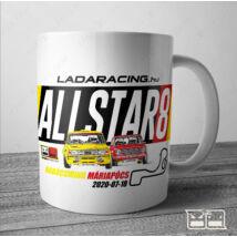 Ladaracing Allstar8 Bögre | 300ml