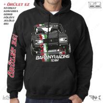 LADA kapucnis pulóver - Baranyi Racing Team | zsebes | belebújós