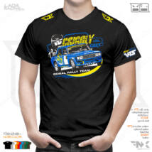 CSIGOLY LADA VFTS PÓLÓ | official rally racing t-shirt