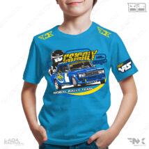 CSIGOLY LADA VFTS GYEREK PÓLÓ | official rally racing KID t-shirt