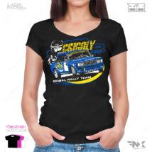 CSIGOLY LADA VFTS NŐI PÓLÓ | official rally racing WOMAN t-shirt