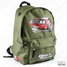 LADA 2106 DRIFT FIGHTER hátitáska / rucksack (15,7L   40cm) - MILITARY