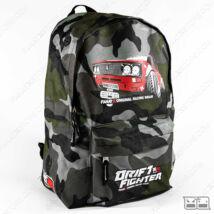 LADA 2106 DRIFT FIGHTER hátitáska / rucksack (15,7L   40cm) - CAMO