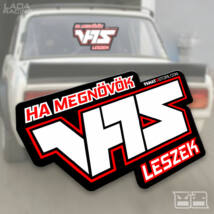 VFTS LESZEK matrica | sticker (350x220mm)
