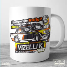 Vizelli K. LADA VFTS Bögre | 300ml | official