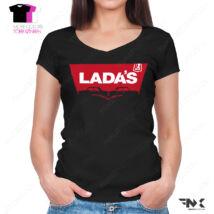 LADÁS® női póló
