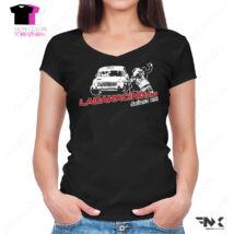 Ladaracing - LADA 2101 női póló - kereklámpas