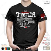 Tankos póló - TIGER 1 PzKpfw VI