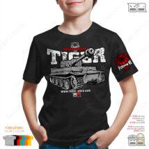 Tankos gyerek póló - TIGER 1 PzKpfw VI