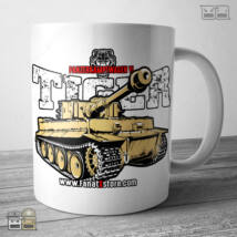 Tankos bögre TIGER 1 PzKpfwVI | 300ml