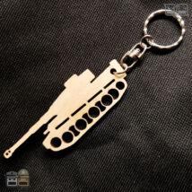 tiger h1 kulcstartó