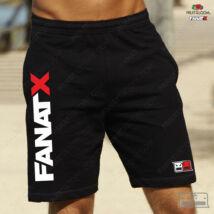 Rövidnadrág - FanatX (fekete)