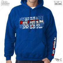 RallyFeeling kapucnis pulóver | zsebes - BELEBÚJÓS | DIRT