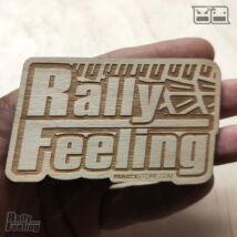 RallyFeeling hűtőmágnes DIRT