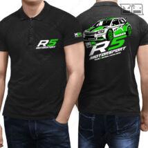 Skoda R5 Motorsport galléros póló