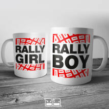 Páros Bögre  RALLY girl - RALLY boy | 2db 300ml |