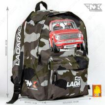 LADA 2101 verseny hátitáska / rucksack (15,7L | 40cm) - CAMO