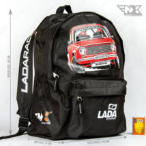 LADA 2101 verseny hátitáska / rucksack (15,7L   40cm) - FEKETE