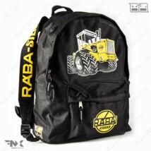 RÁBA STEIGER Traktoros hátitáska / rucksack (15,7L | 40cm) - FEKETE