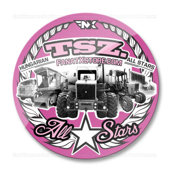 TSZ allstars matrica pink