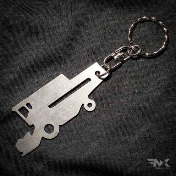 Lada kulcstartó