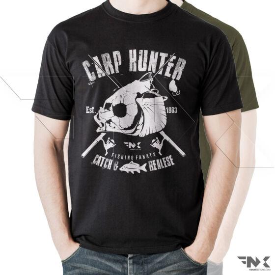 carp hunter horgasz polo