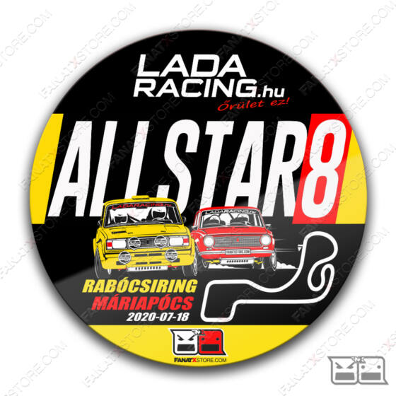 Allstar8 matrica