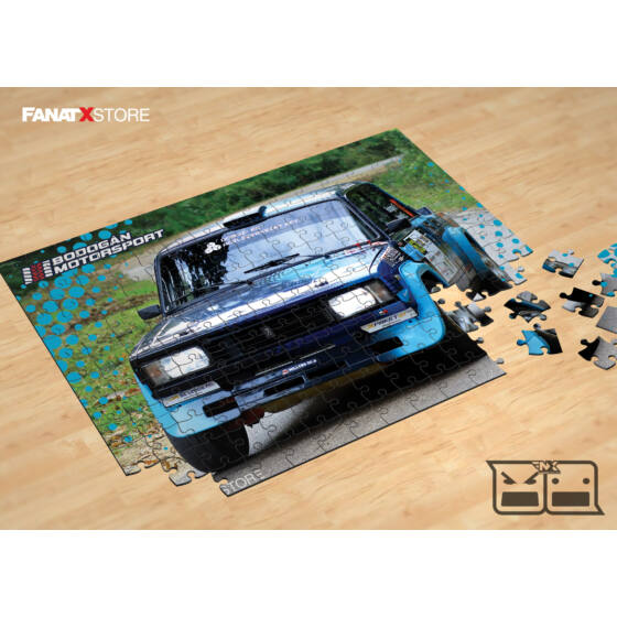 Puzzle - LADA 2106 bodogán