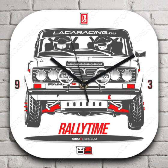 Lada 2106 rallytime falióra