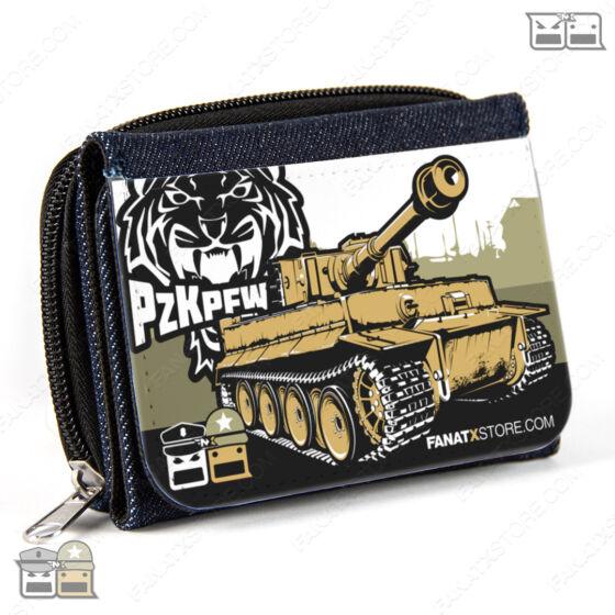 pénztárca tiger 1 tank