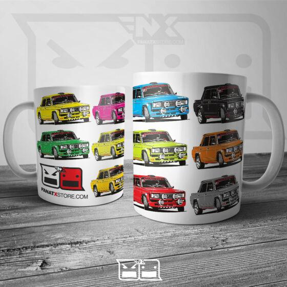 LADA Bögre Colors of VFTS | 300ml FanatXstore