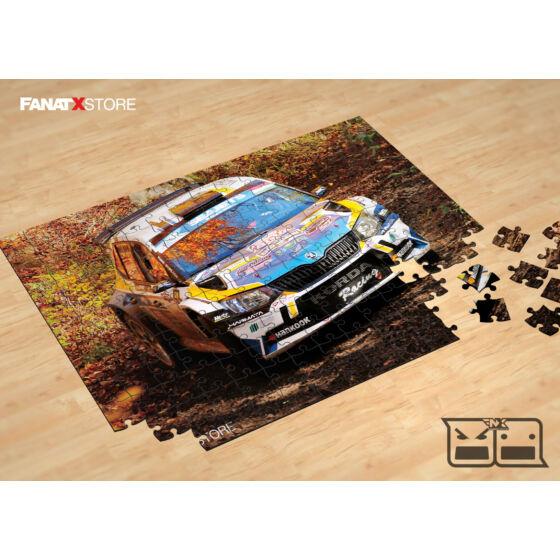 Puzzle vizelli 19 Skoda R5