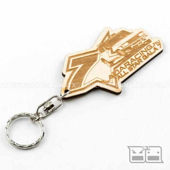 7.lrgala kulcstartó