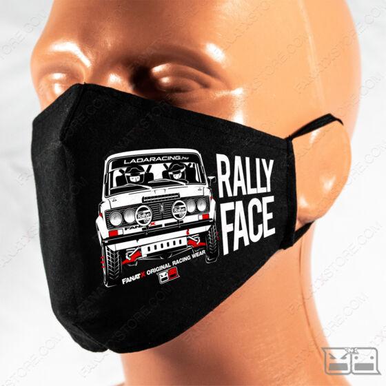 LADA 2106 rally face